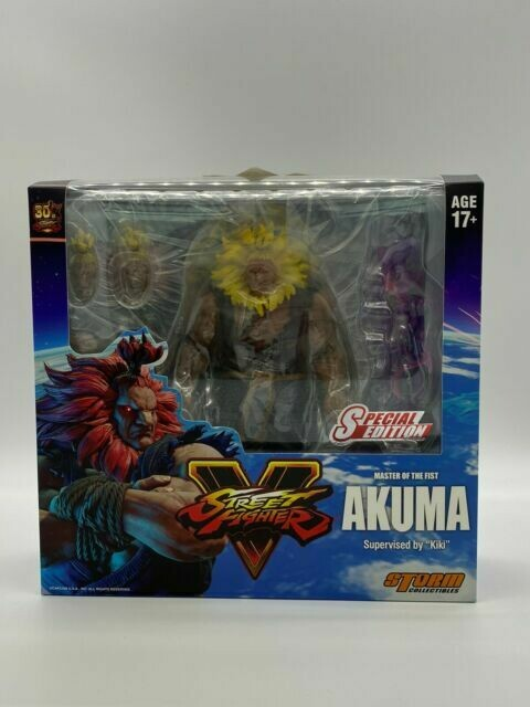 Akuma Street Fighter V Special Edition