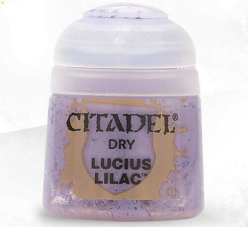 (Dry)Lucius Lilac