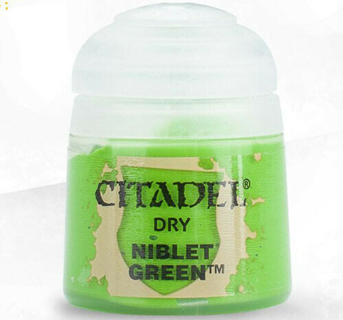 (Dry)Niblet Green