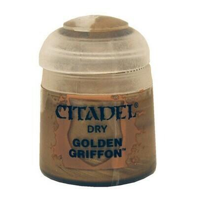 (Dry)Golden Griffon