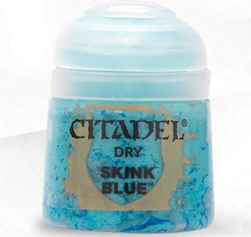 (Dry) Skink Blue