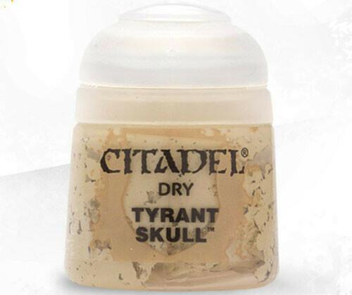 (Dry) Tyrant Skull
