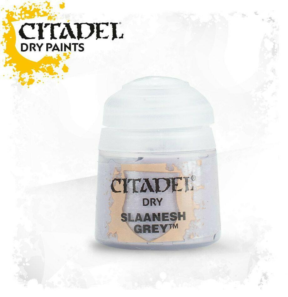 (Dry) Slaanesh Grey