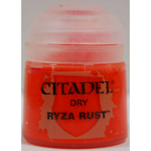 (Dry)Ryza Rust