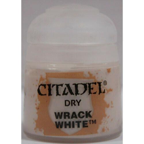 (Dry)Wrack White