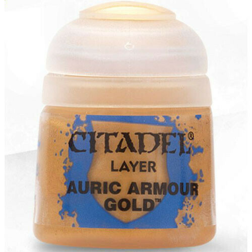 (Layer)Auric Armour Gold