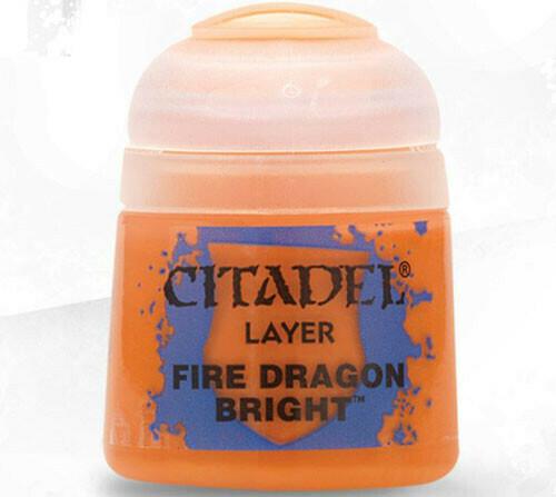 (Layer)Fire Dragon Bright