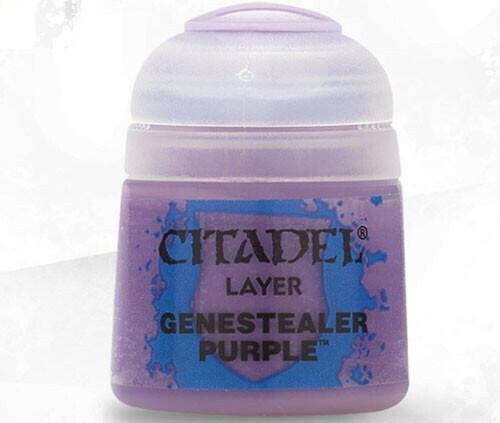 (Layer)Genestealer Purple