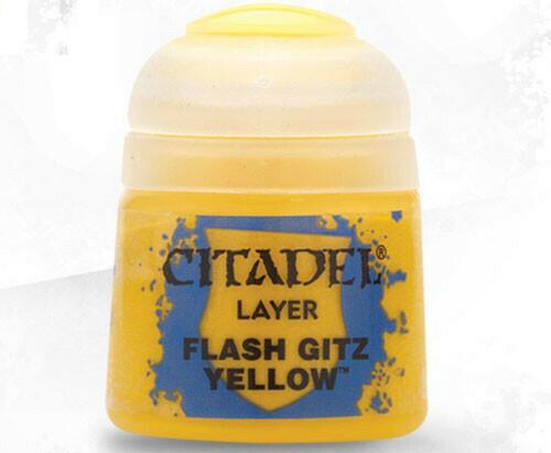 (Layer)Flash Gitz Yellow