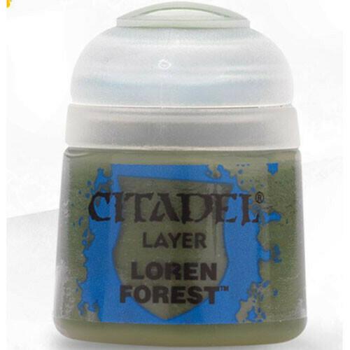 (Layer)Loren Forest