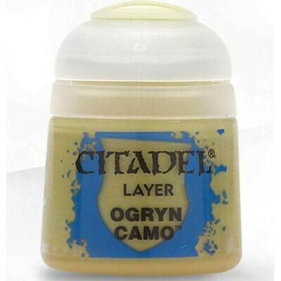(Layer)Ogryn Camo
