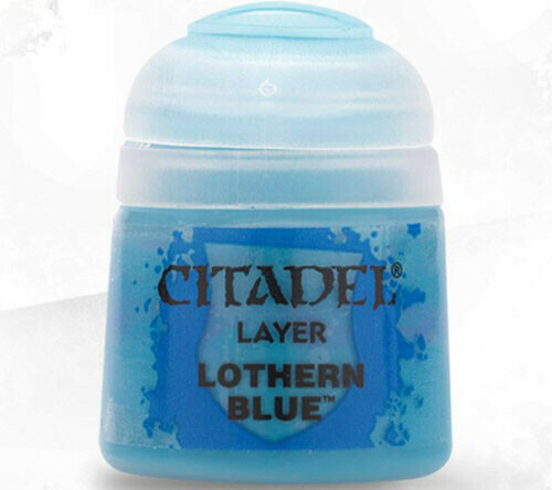 (Layer)Lothern Blue