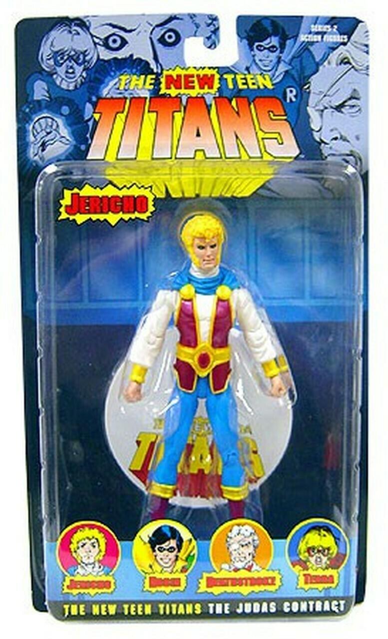 The New Teen Titans Jericho