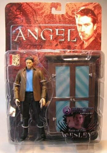 Angel Rain Of Fire Wesley