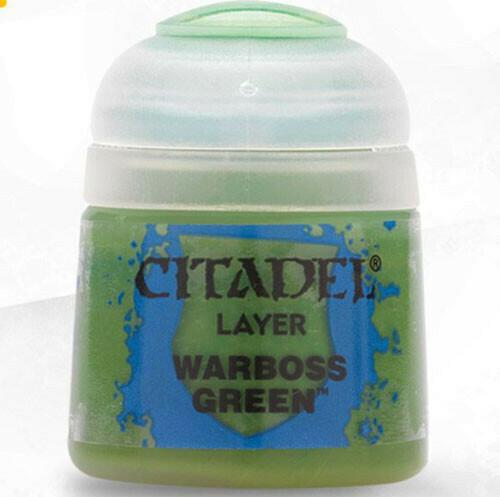 (Layer)Warboss Green