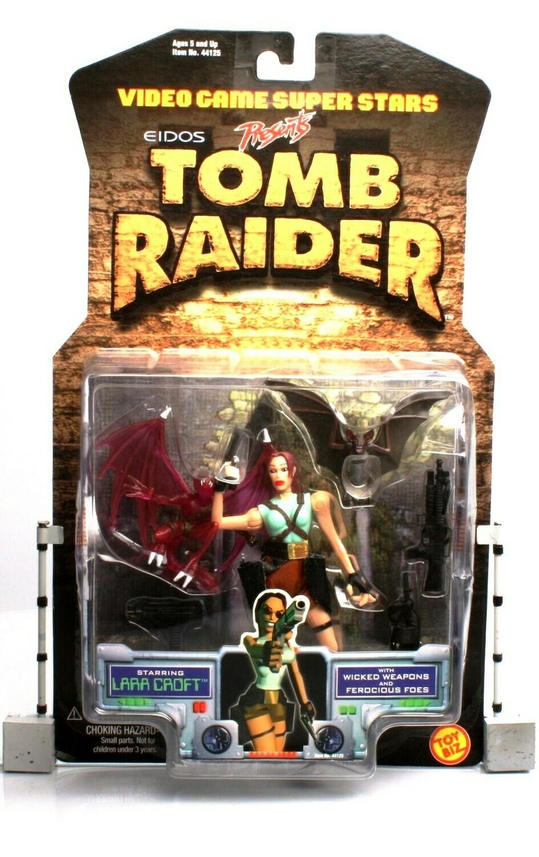 Tomb Raider Lara Croft Wicked Weapons
