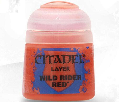 (Layer)Wild Rider Red
