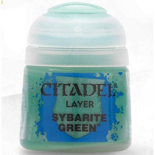 (Layer) Sybarite Green