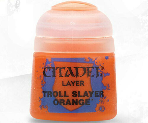 (Layer)Troll Slayer Orange