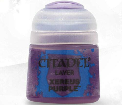 (Layer)Xereus Purple