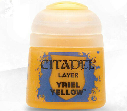 (Layer)Yriel Yellow Paint