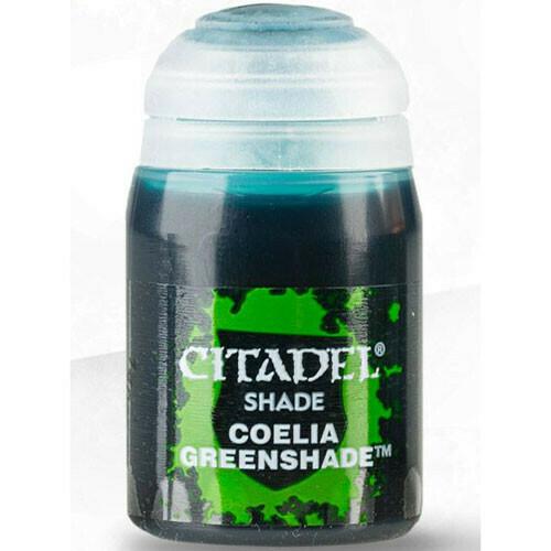 (Shade)Coelia Greenshade