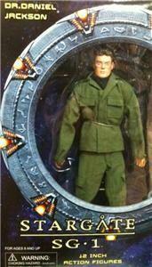 Stargate Sg112 Dr. Daniel Jackson