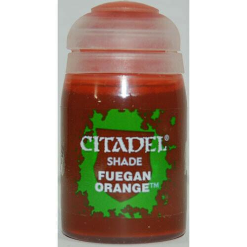 (Shade)Fuegan Orange