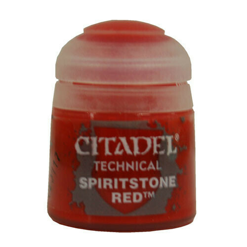 (Technical) Spiritstone Red