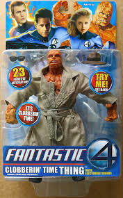 Fantastic 4 Movie Clobberin' Time Thing