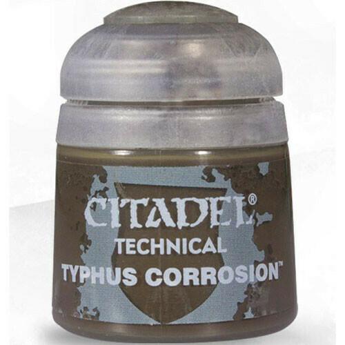 (Technical)Typhus Corrosion