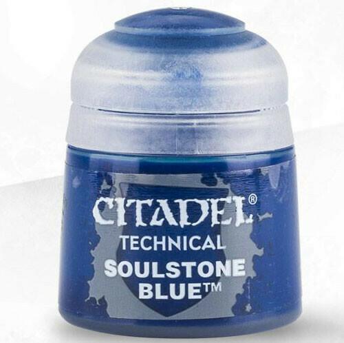(Technical) Soulstone Blue