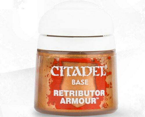 Retributor Armour Gold Spray Primer