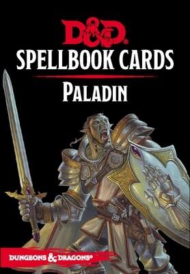 Spell Cards Paladin