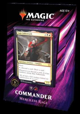 Commander 2019 Merciless Rage