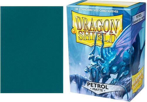 Dragon Shield Matte Petrol