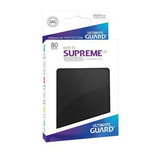 UG Supreme Matte Black STD