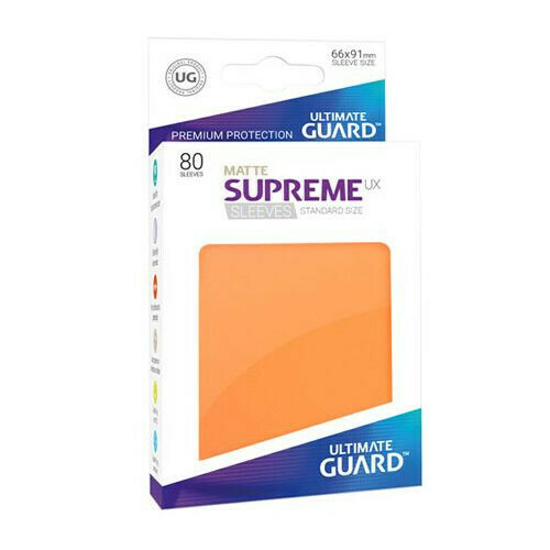 UG Supreme Matte Orange STD