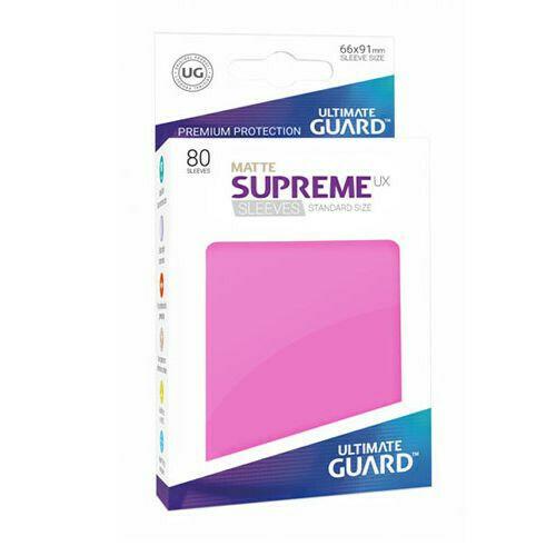 UG Supreme Matte Pink STD