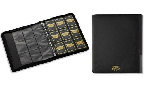 Dragon Shield Black Portfolio