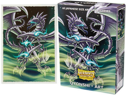 Dragon Shield Art Qyonshi JPN
