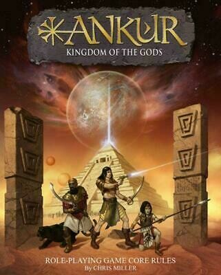 Ankur, Kingdom Of The Gods Softcover