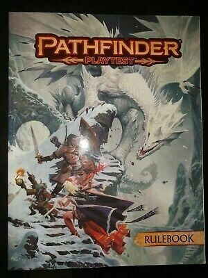Pathfinder Playtest 2nd