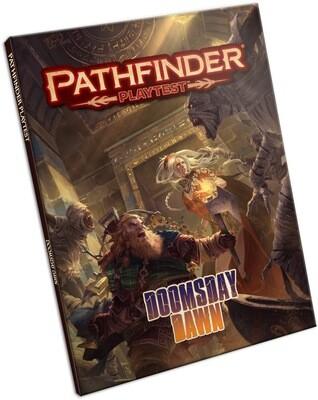 Pathfinder Playtest Doomsday Dawn