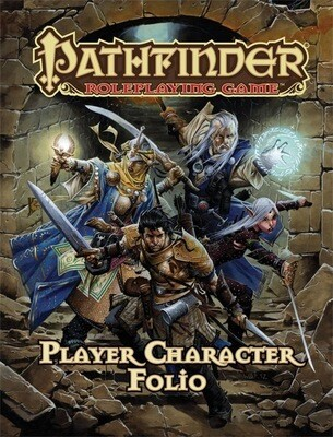 Player Character Folio