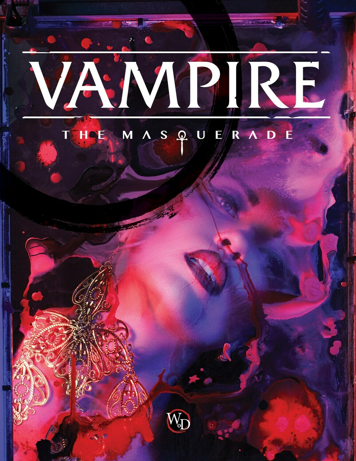 WoD Vampire The Masquerade 5th Ed