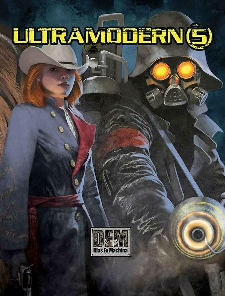 Ultramodern 5 Sourcebook