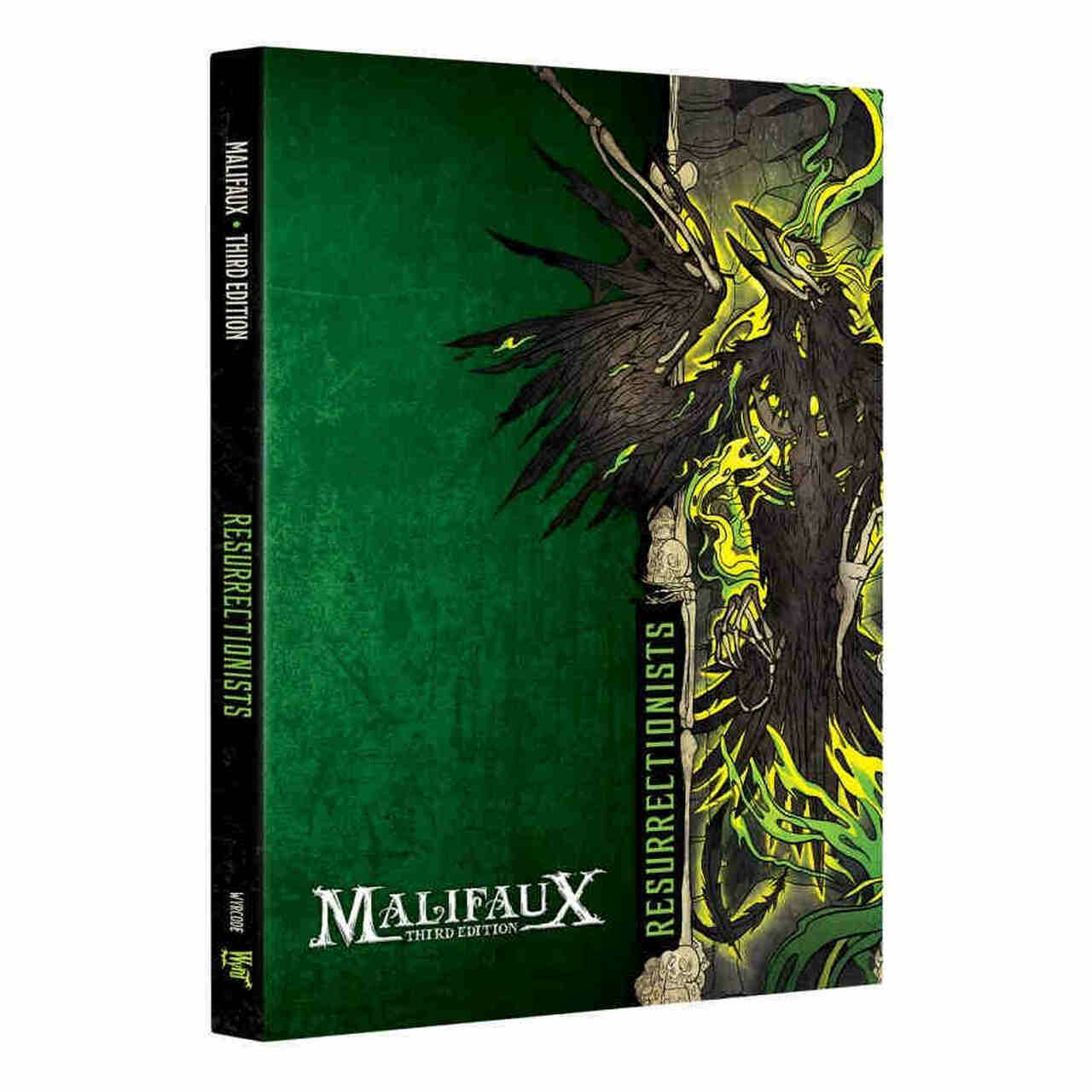 Malifaux 3E Resurrectionists Book