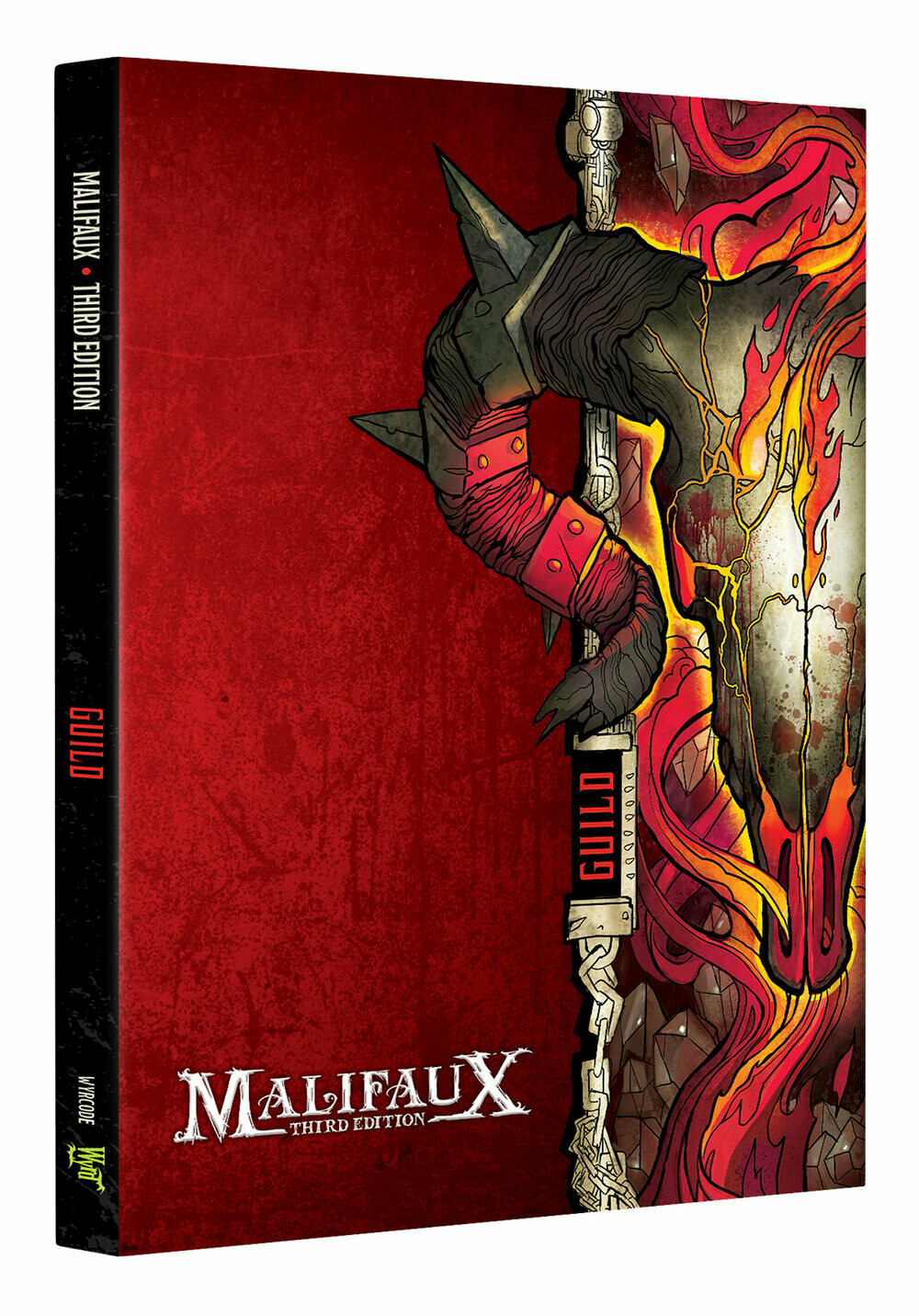 Malifaux 3E Guild Book
