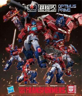Flame Toys Diecast Optimus Prime